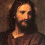 Jesus Christ whose life and teachings became the foundation of Christianity