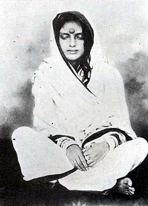 anandamayi ma enlightened master