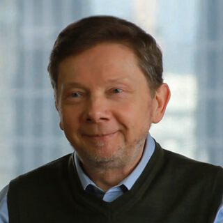 Eckhart Tolle, an awakened modern spiritual teacher