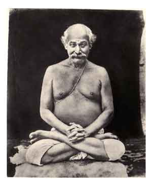 Lahiri Mahasaya enlightened master