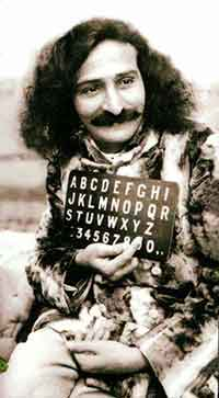 the avatar meher baba maintained silence and used an alphabet board to communicate