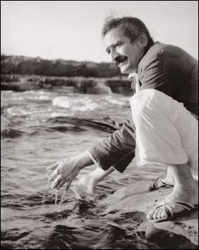 Meher Baba, an incarnation of the divine, was with us in the last century