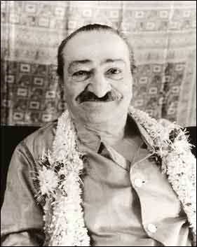Meher Baba dropped the body in 1968