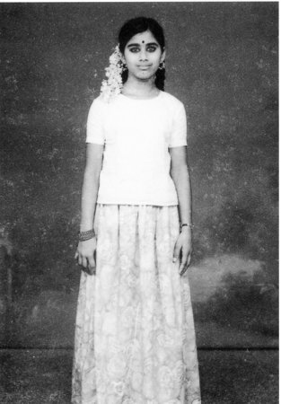 Mother Meera was born enlightened
