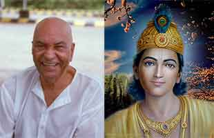 the enlightened presence of papaji and krishna