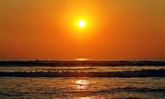 sun ocean spiritual vision