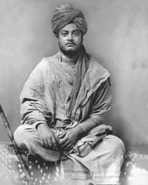 vivekananda enlightened master